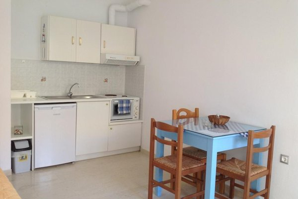Ikonomakis Apartments - фото 11