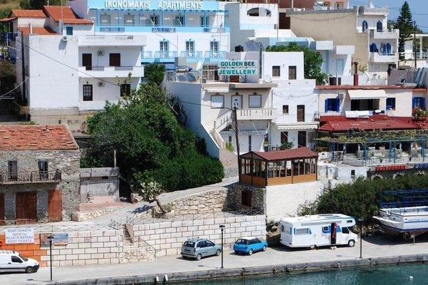 Ikonomakis Apartments - фото 21