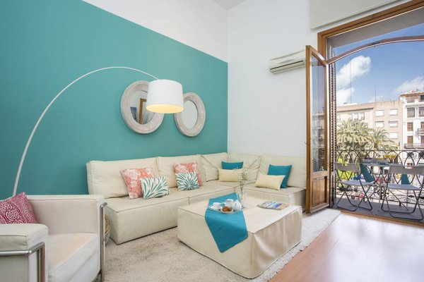 Spain Select Plaza de la Reina Apartments - фото 20