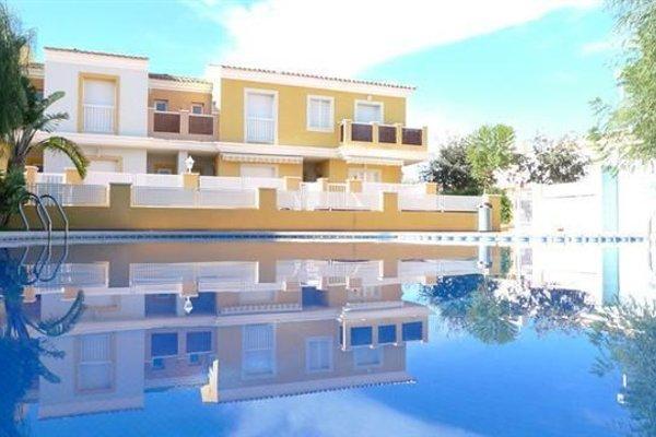 Apartamentos Bellamar Altamar - фото 42