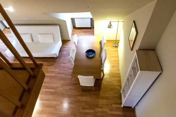 Jourdan Halldis Apartments - фото 10