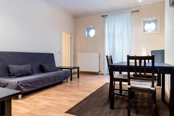 Jourdan Halldis Apartments - фото 4