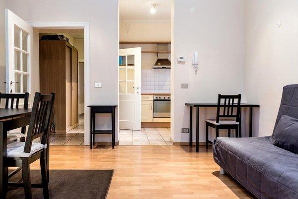 Jourdan Halldis Apartments - фото 5