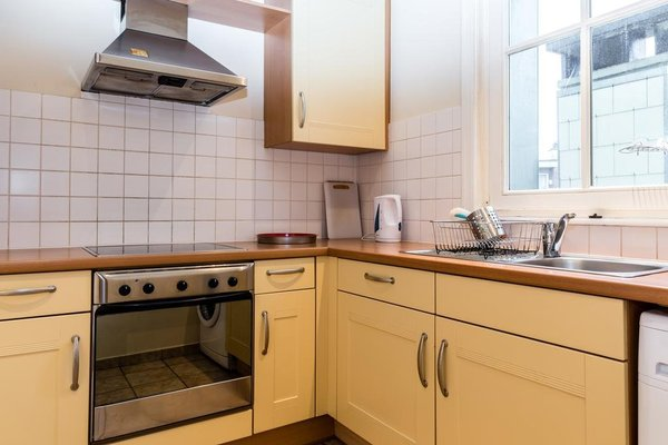 Jourdan Halldis Apartments - фото 8