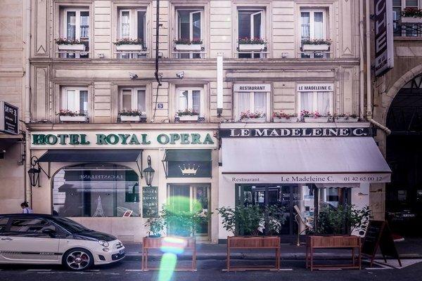 Hotel Royal Opera - фото 21