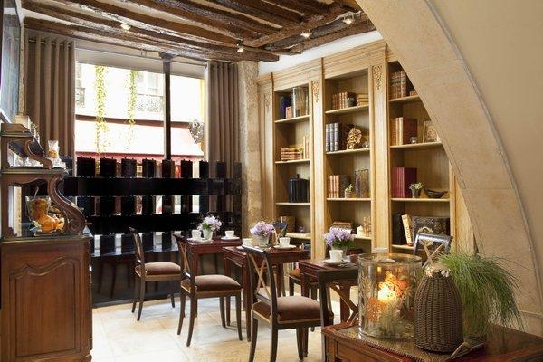 Hotel Saint Germain - 12