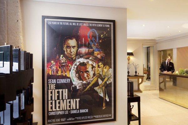 Hotel Saint Germain - 16