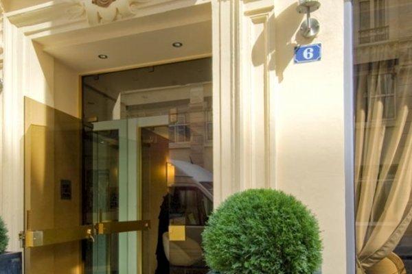 Hotel Taylor - фото 17