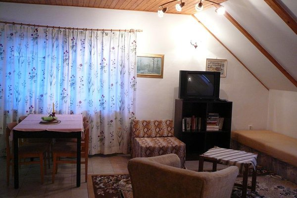 Rodinny Penzion s Restauraci - Hospudka na Navsi - фото 12