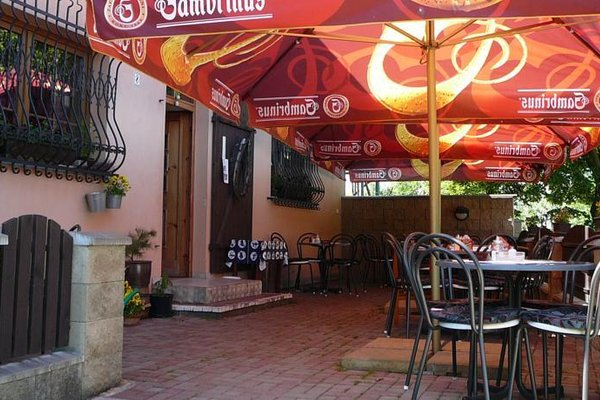 Rodinny Penzion s Restauraci - Hospudka na Navsi - фото 19