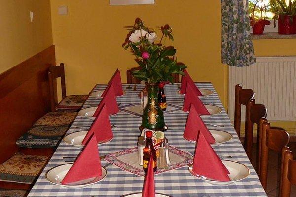 Rodinny Penzion s Restauraci - Hospudka na Navsi - фото 20