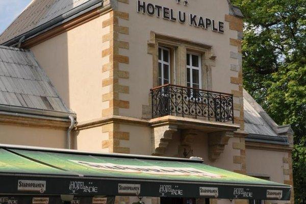 Hotel U Kaple - фото 20
