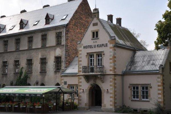 Hotel U Kaple - фото 21