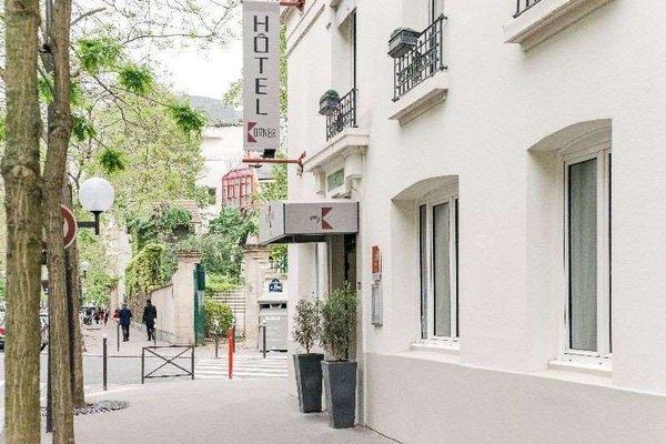 Hotel Korner Eiffel - 22