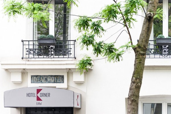 Hotel Korner Eiffel - 23