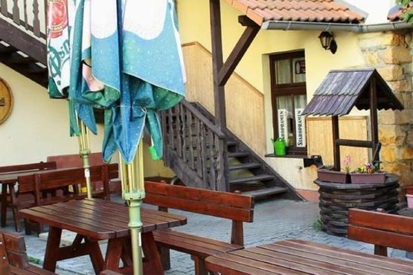 Hotel U Dvou medvidku - фото 17