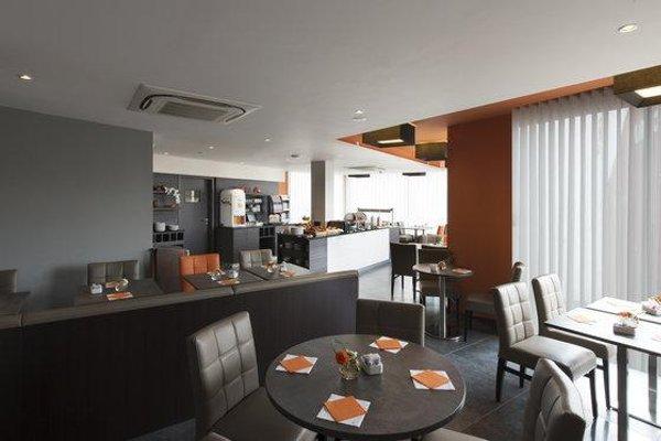 Best Western Plus Orange Hotel - фото 11