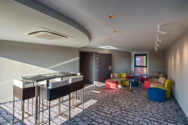 Best Western Plus Orange Hotel - фото 18