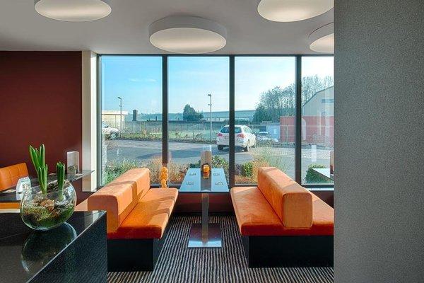 Best Western Plus Orange Hotel - фото 8