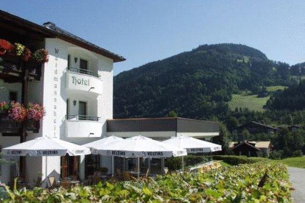 Hotel Waidmannsheil - фото 8