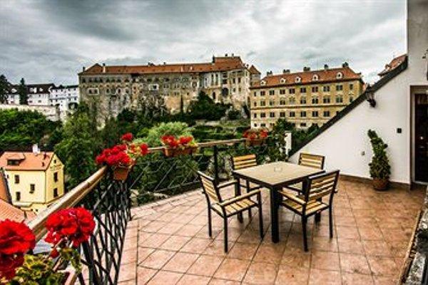Hotel Dvorak Cesky Krumlov - фото 19
