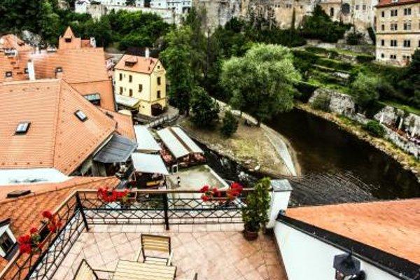Hotel Dvorak Cesky Krumlov - фото 20