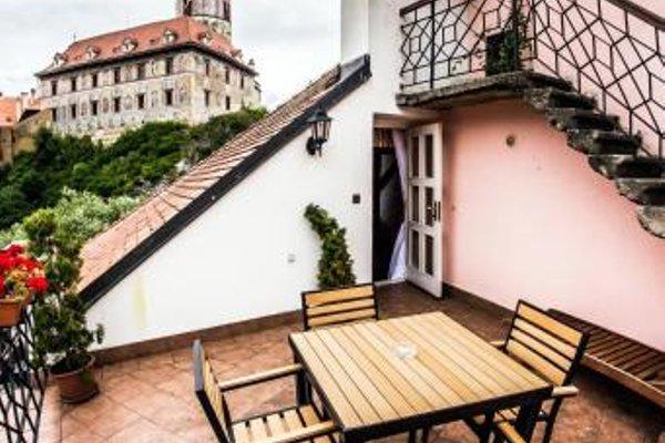 Hotel Dvorak Cesky Krumlov - фото 21