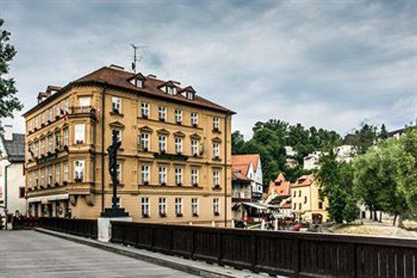Hotel Dvorak Cesky Krumlov - фото 22