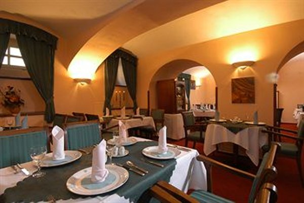 Hotel Dvorak Cesky Krumlov - фото 9