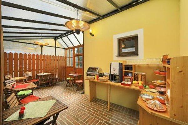 Hotel Garni Mysi Dira - фото 12