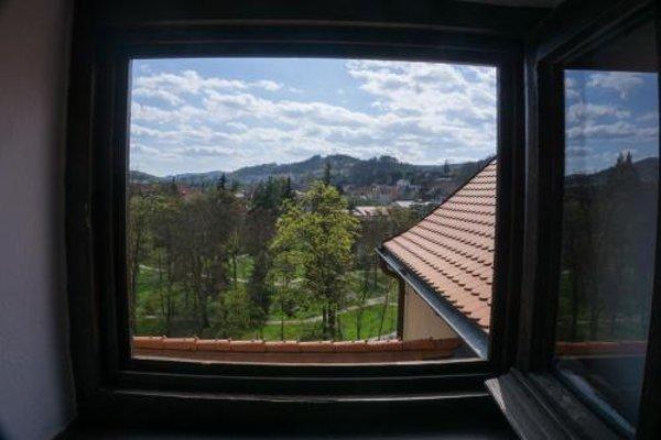 Hotel Garni Mysi Dira - фото 21
