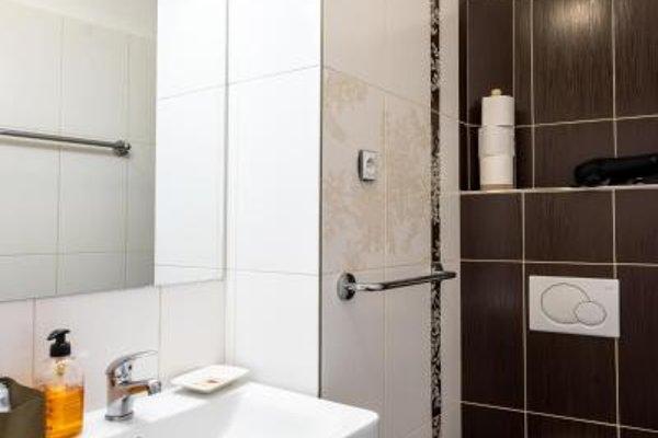 Pension Hotel Belarie - фото 11