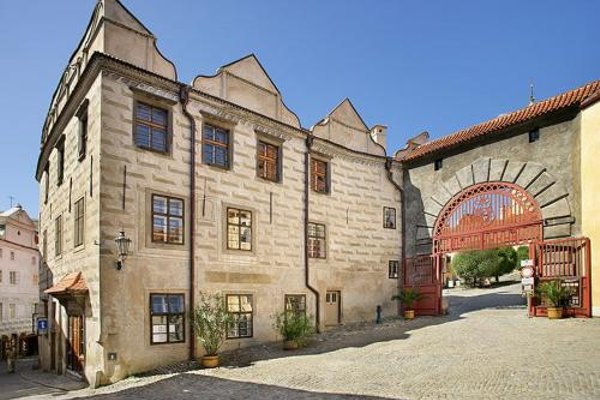 Pension Zamecka Apartma - Castle Apartments - фото 37