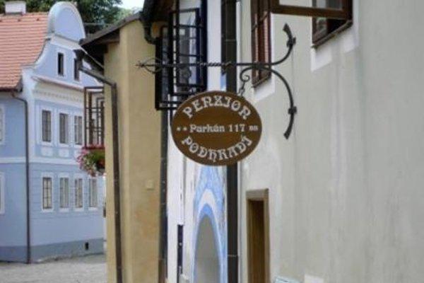 Penzion Podhradi - фото 50