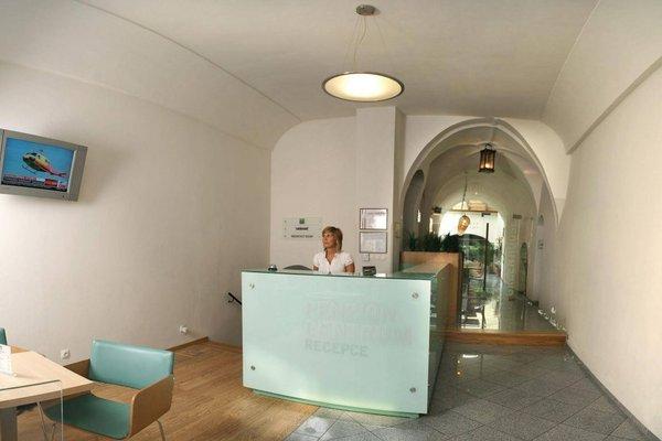 Penzion Restaurant Centrum - фото 18