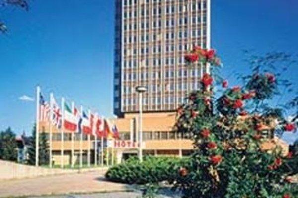 Clarion Congress Hotel Ceske Budejovice - фото 20