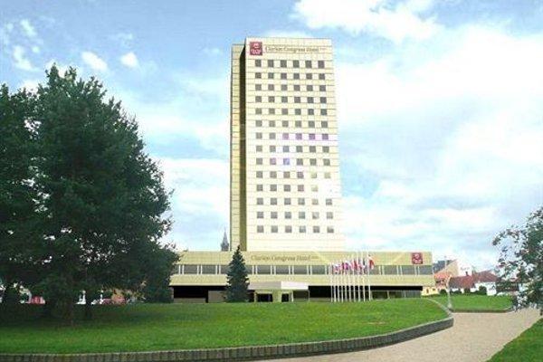 Clarion Congress Hotel Ceske Budejovice - фото 23