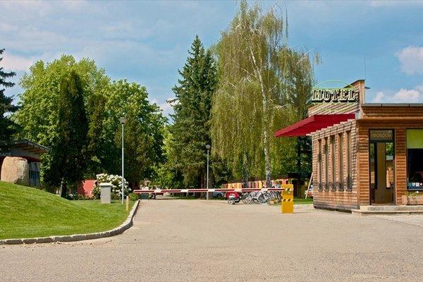 Motel Dlouha Louka - фото 11