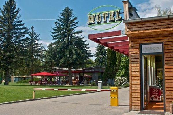 Motel Dlouha Louka - фото 12