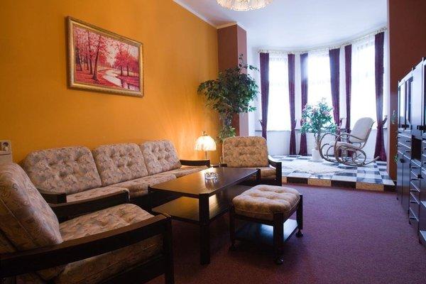 Hotel Olympia Garni - 9