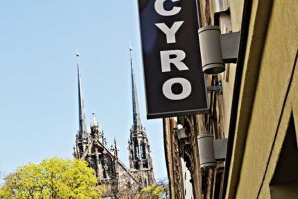 Hotel Cyro - 23
