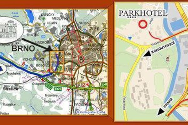 Parkhotel Brno - фото 16
