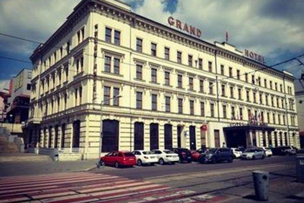 Grandhotel Brno - фото 22