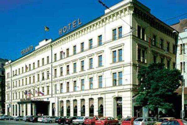 Grandhotel Brno - фото 23