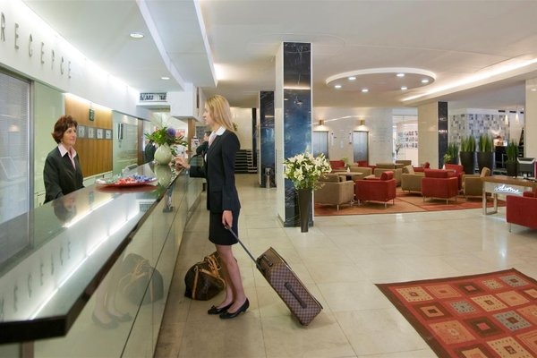Best Western Premier Hotel International Brno - фото 15