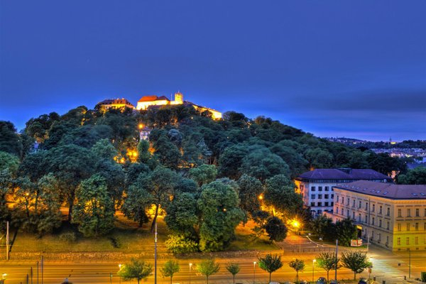 Best Western Premier Hotel International Brno - фото 22