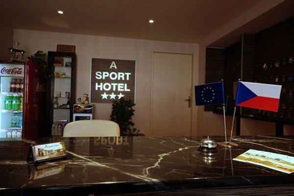 A-Sport Hotel - фото 18