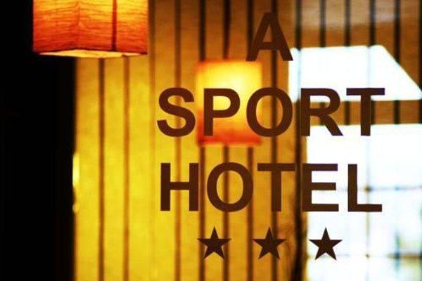 A-Sport Hotel - фото 21