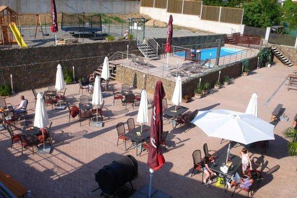 Hotel Zebetinsky Dvur Brno - фото 23
