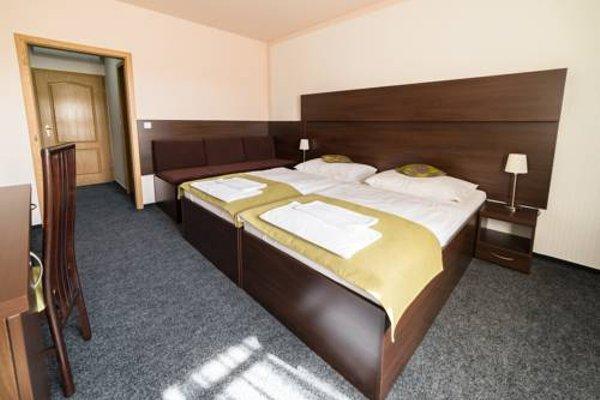 Hotel Zebetinsky Dvur Brno - фото 4